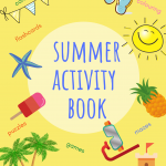 Summer activity book