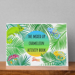 The Mixed Up Chameleon Activity Book